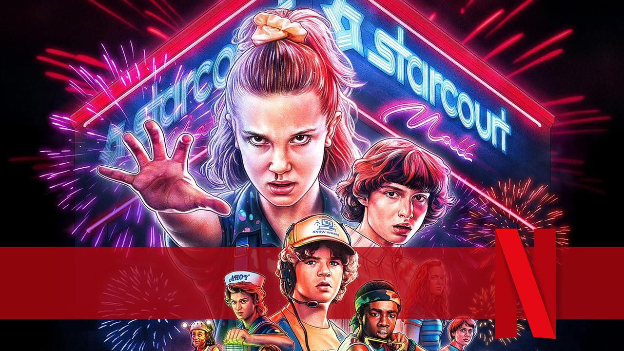 """""""Stranger Things"""" Staffel 4: Neuer Trailer zeigt die Netflix-Serie von einer völlig neuen Seite"""