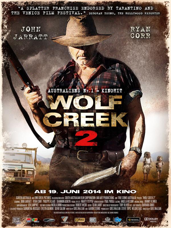WOLF CREEK 2 Trailer 1 HD - Deutsch | German - YouTube