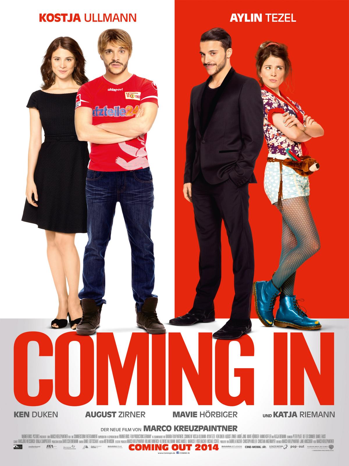 Coming In - Film 2014 - FILMSTARTS.de