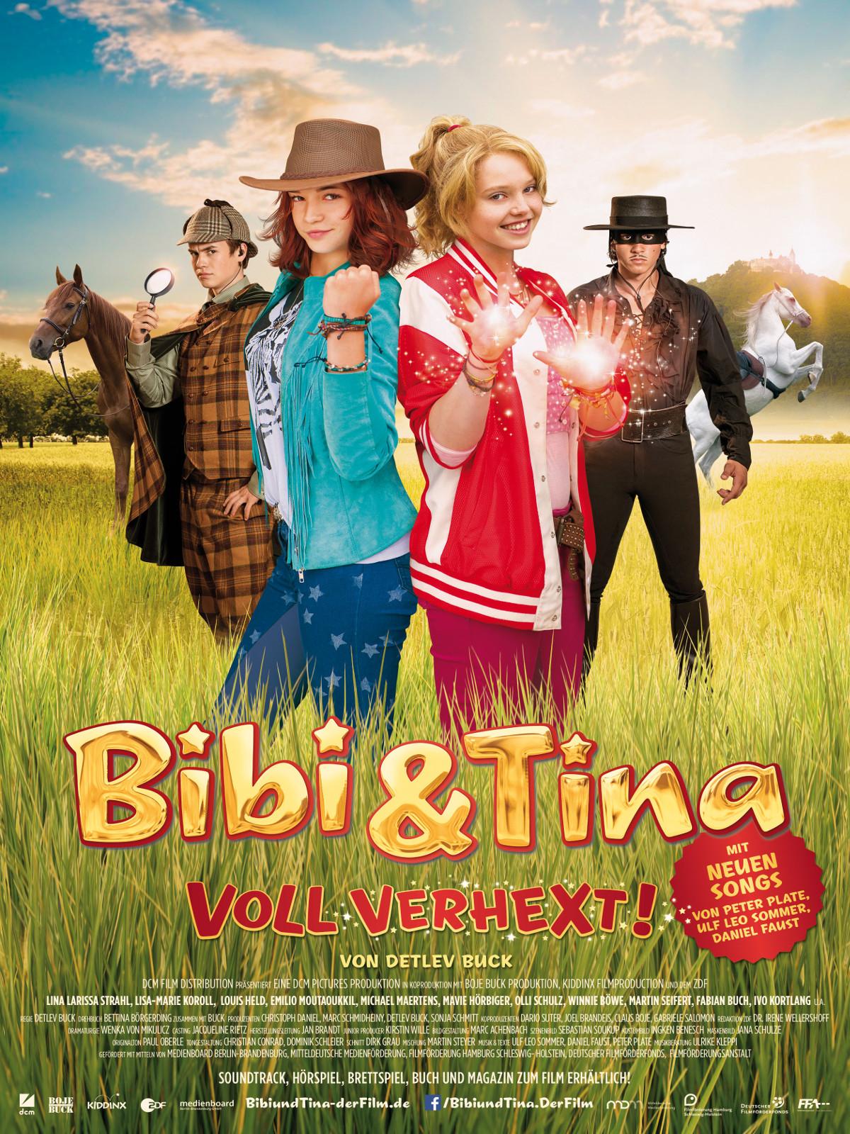 Bibi & Tina 2 - Voll verhext - Die Filmstarts-Kritik auf