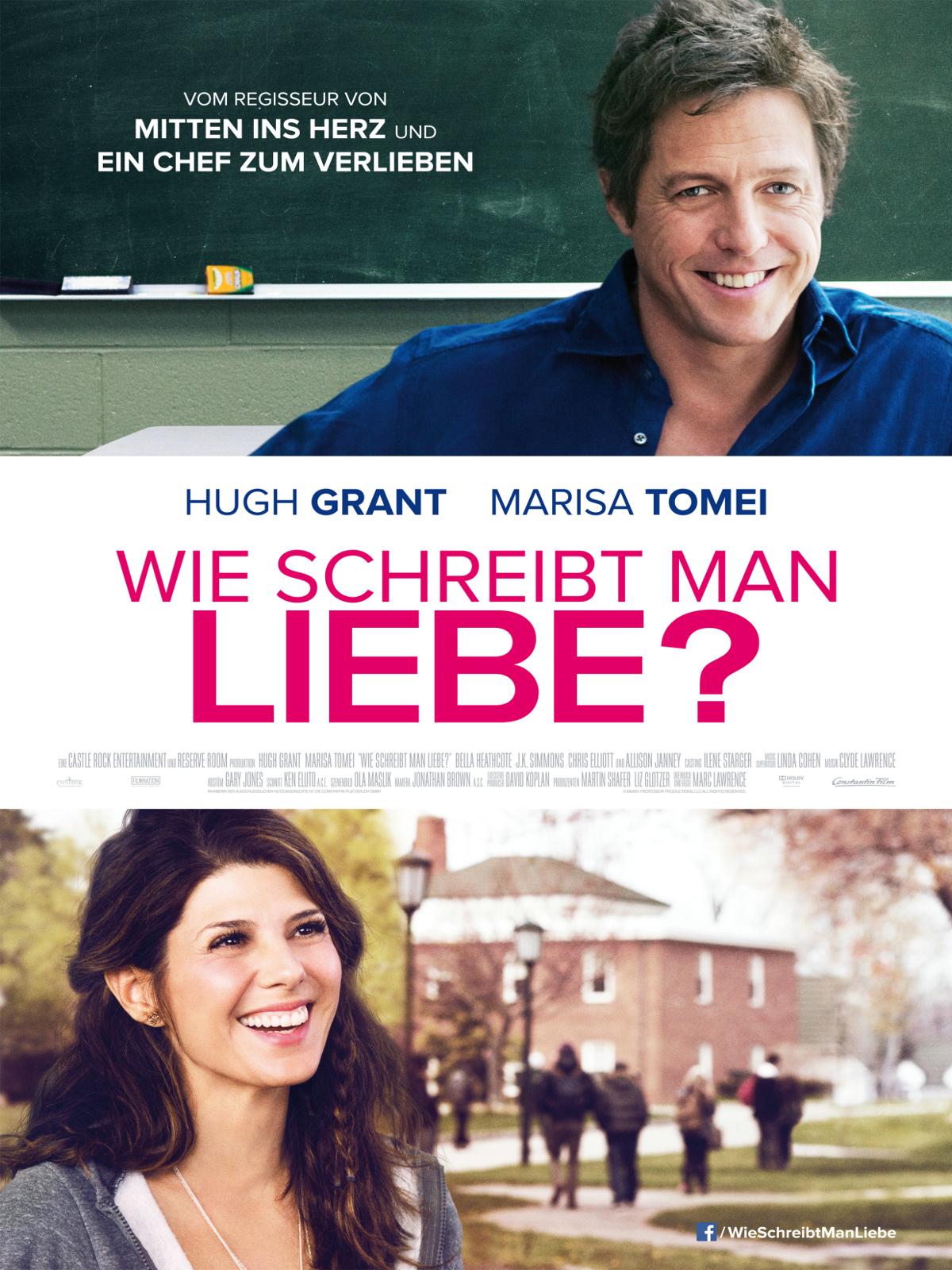 Wie schreibt man Liebe? - Film 2014 - FILMSTARTS.de