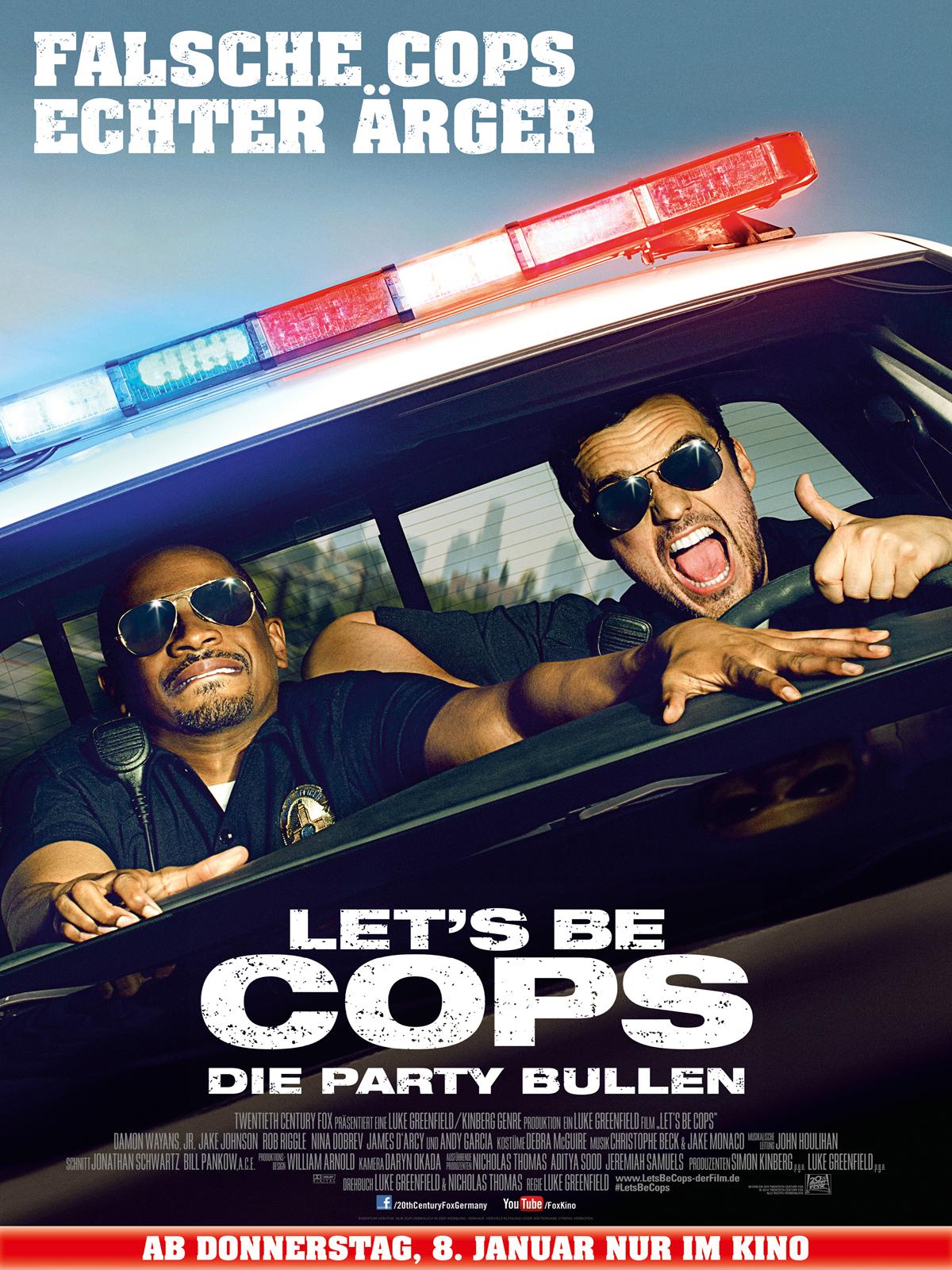 Die Party Bullen Trailer