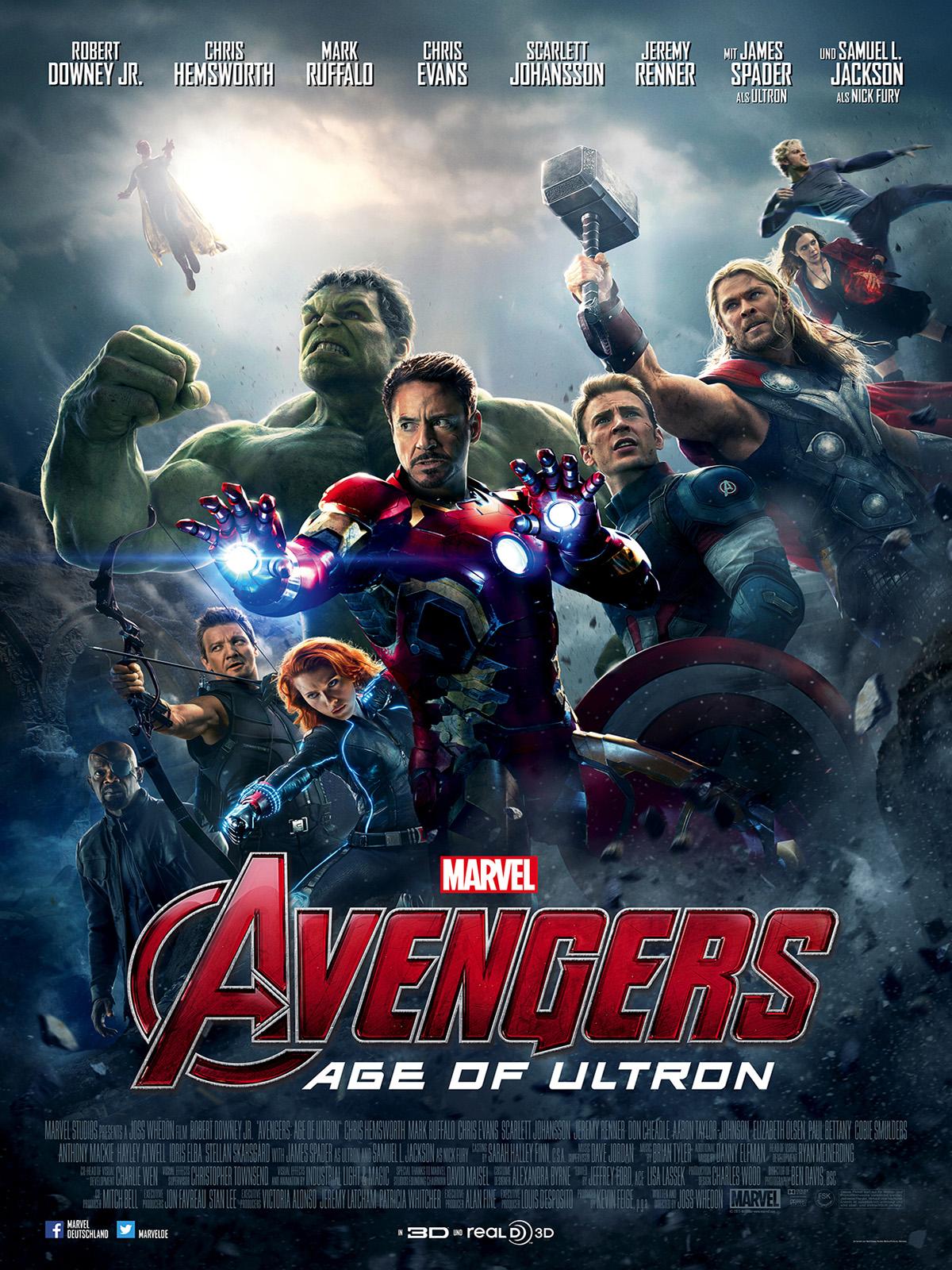 Avengers 2: Age of Ultron - Film 2015 - FILMSTARTS.de