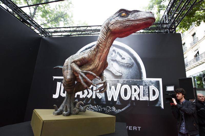 Jurassic World 1 Besetzung