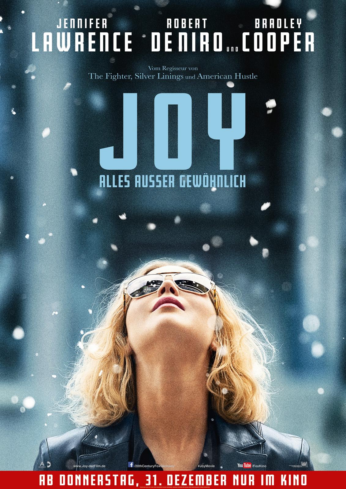 Alles Außer Mord joy - alles außer gewöhnlich - film 2015 - filmstarts.de