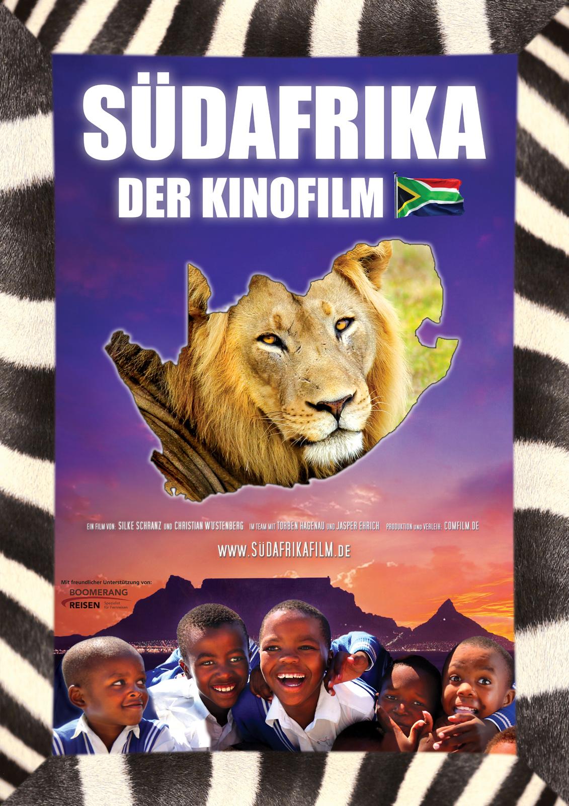 Poster Südafrika - Der Kinofilm
