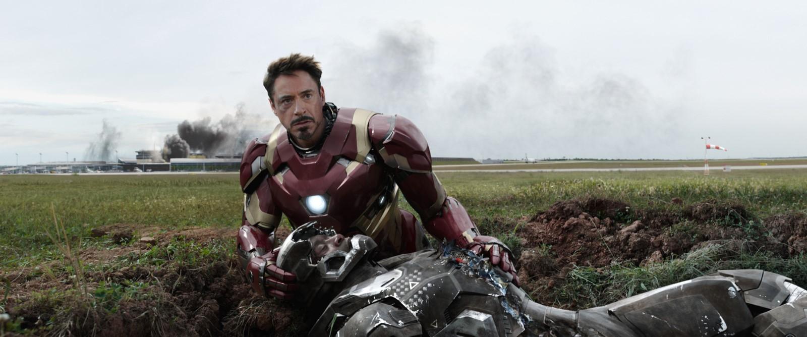 The First Avenger Civil War Besetzung