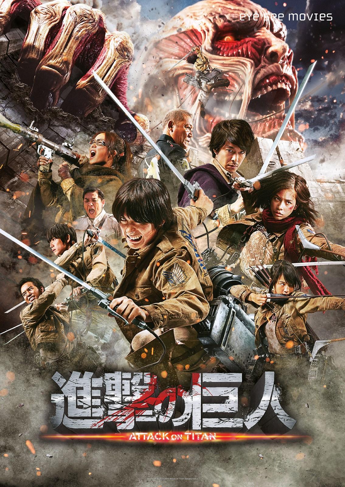 Attack On Titan: schauspieler, regie, produktion - Filme ...