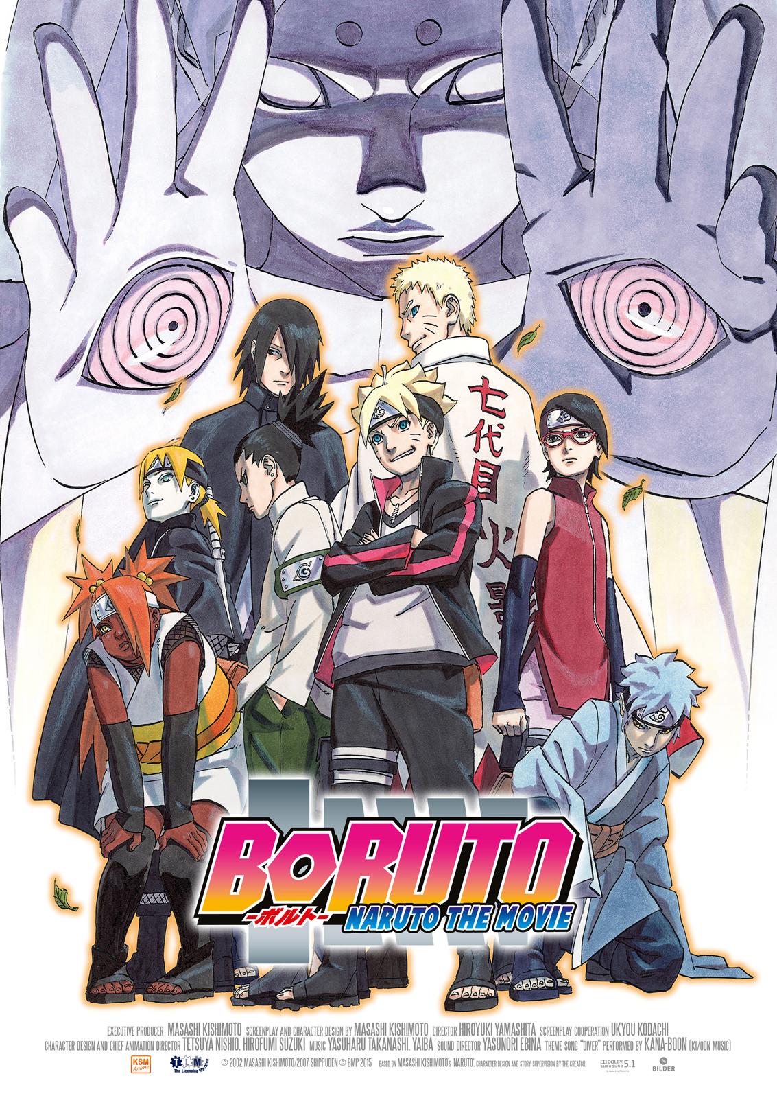 Boruto: Naruto The Movie - Film 2015 - FILMSTARTS.de