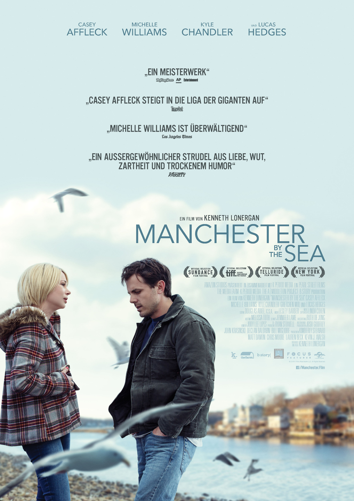 Manchester by the Sea - Film 2016 - FILMSTARTS.de