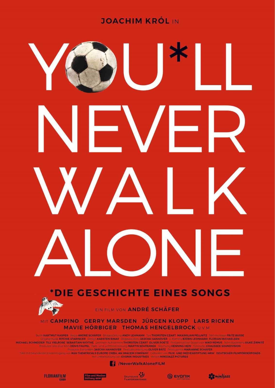 You'll Never Walk Alone - Film 2017 - FILMSTARTS.de