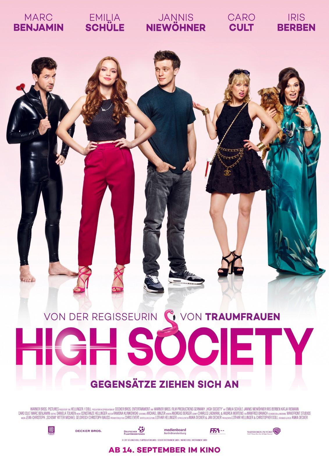High Society - Gegensätze ziehen sich an - Film 2017