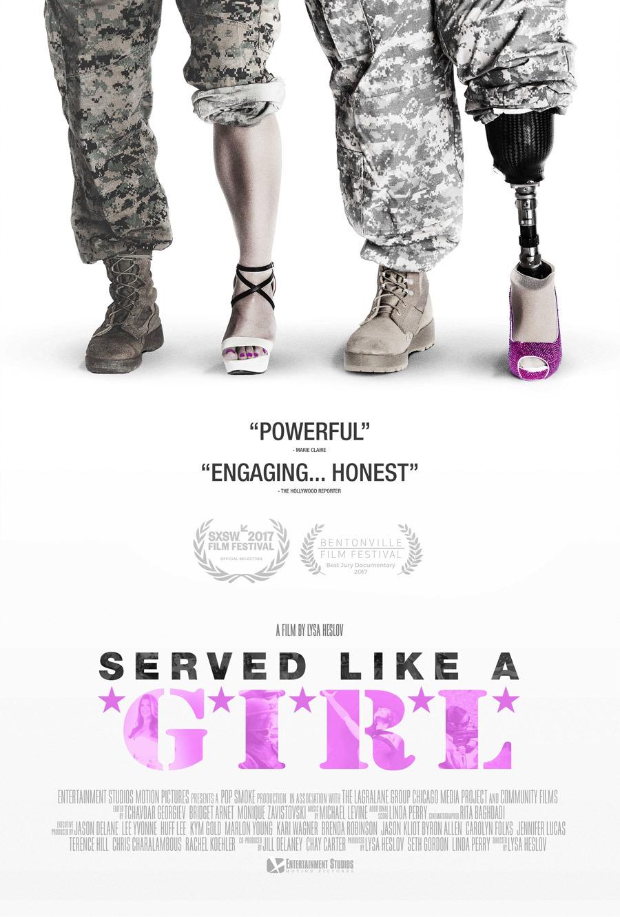 Served Like a Girl   Film 21   FILMSTARTS.de