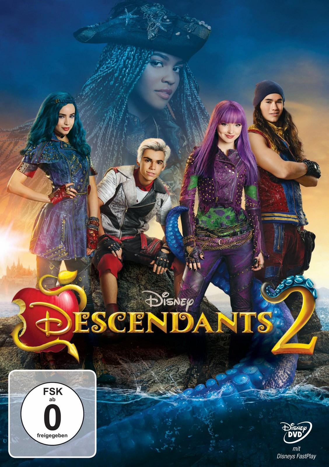 Descendants 2 Film 2017 Filmstarts De
