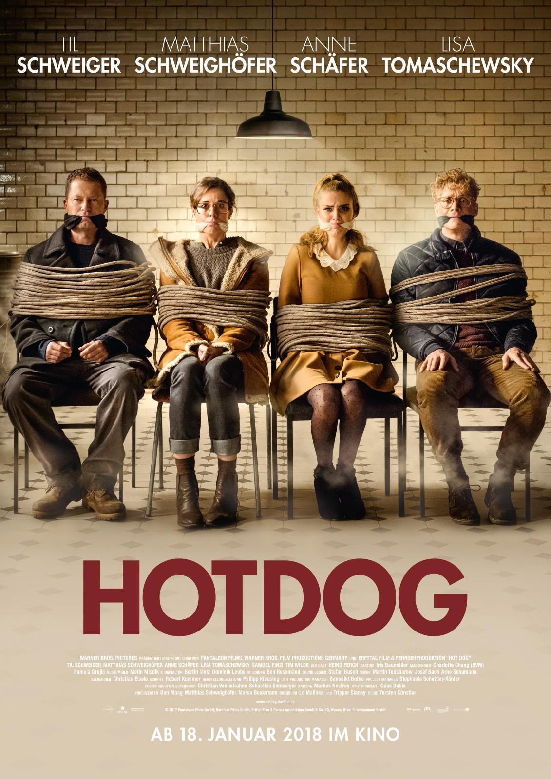 [普雷] 行動代號:熱狗 Hotdog (2018 德國片)