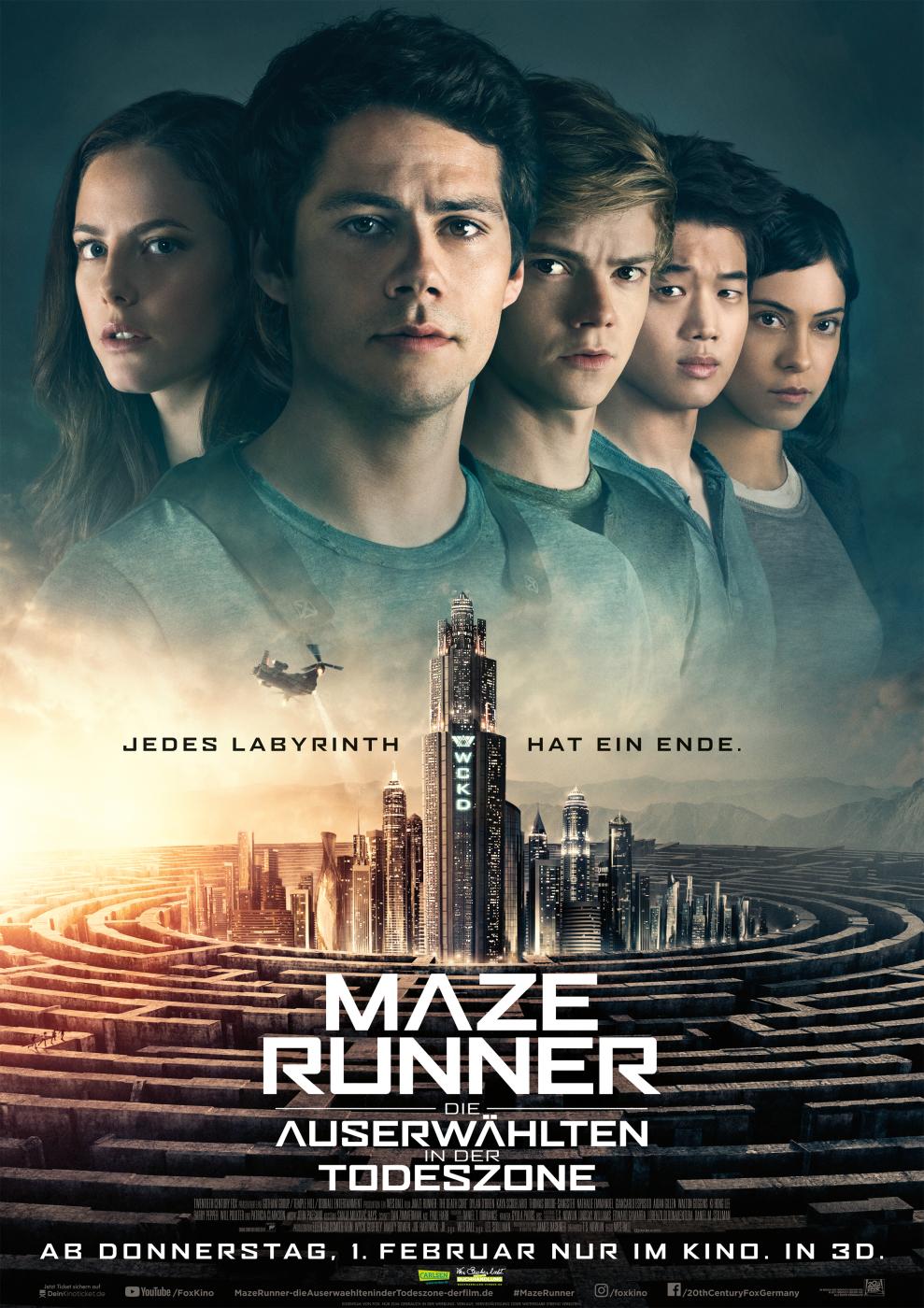 Maze Runner 20   FILMSTARTS.de
