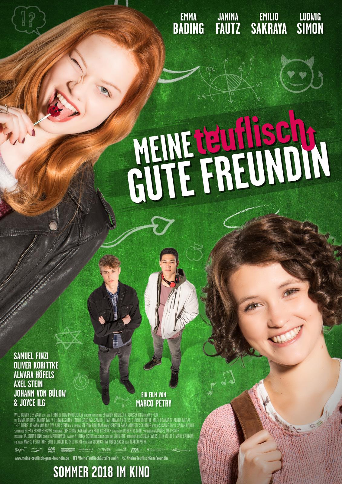 Meine teuflisch gute Freundin - Film 2018 - FILMSTARTS.de
