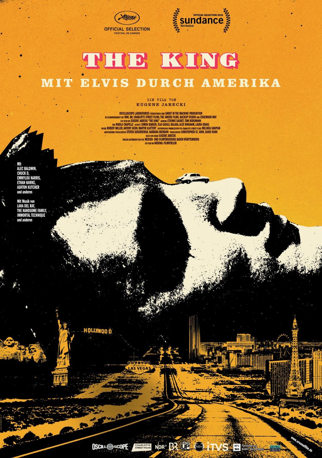 The King - Mit Elvis Durch Amerika