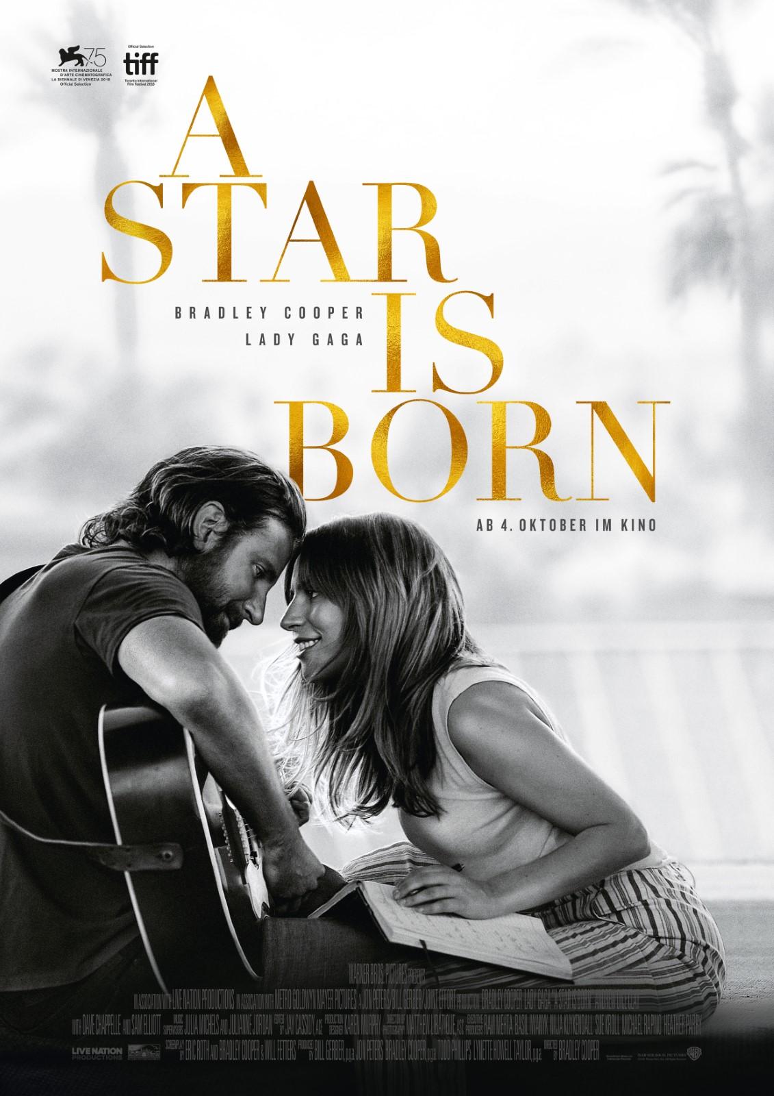 A Star Is Born Film 2018 Filmstarts De