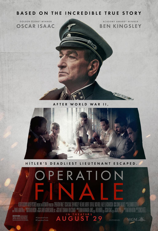 Operation Finale - Film 2018 - FILMSTARTS.de