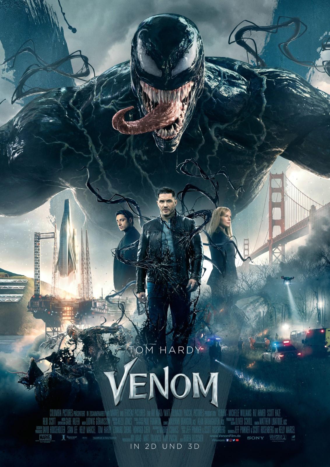 venom - film 2018 - filmstarts.de
