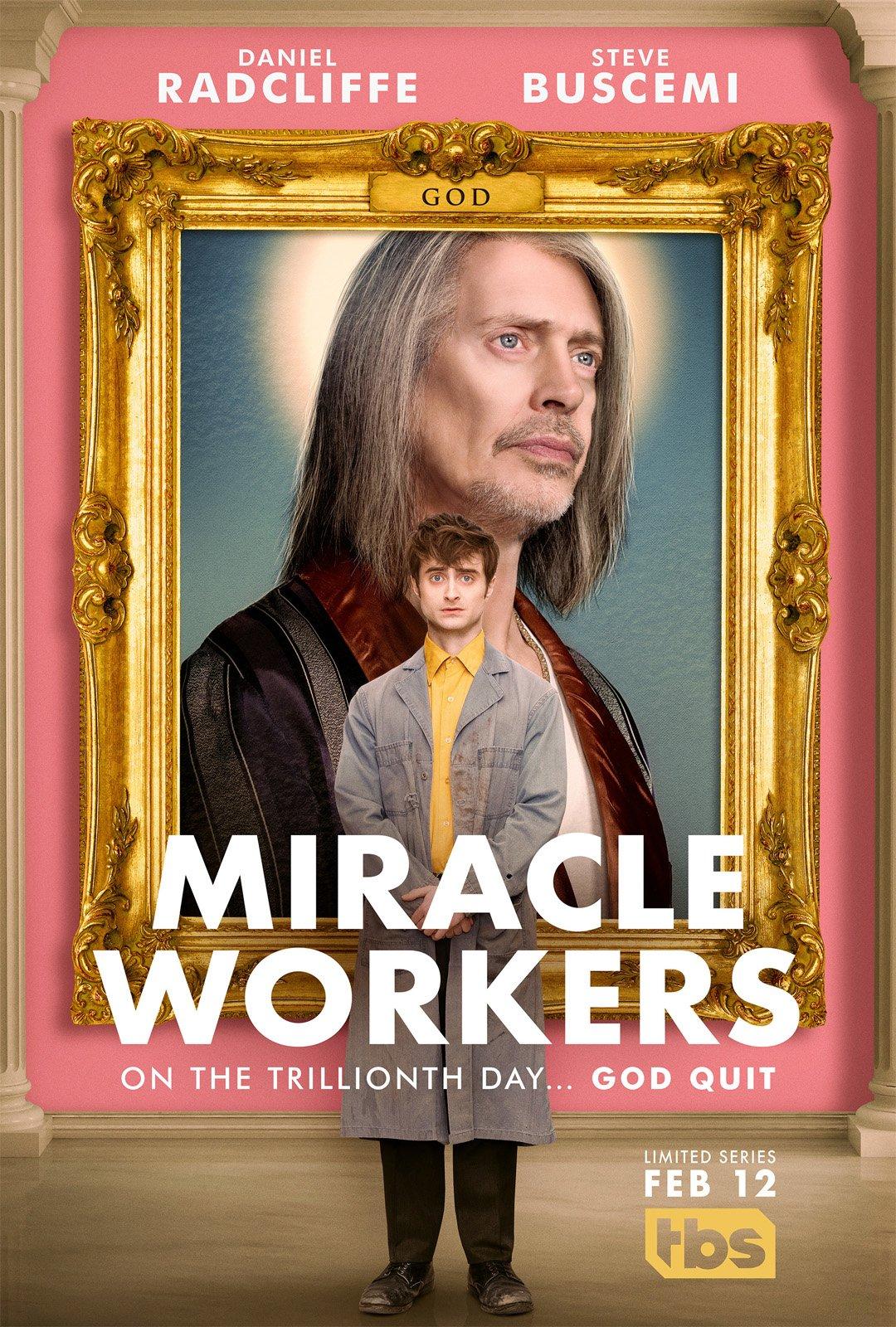 Trailer und Teaser Videos zur Miracle Workers   FILMSTARTS.de