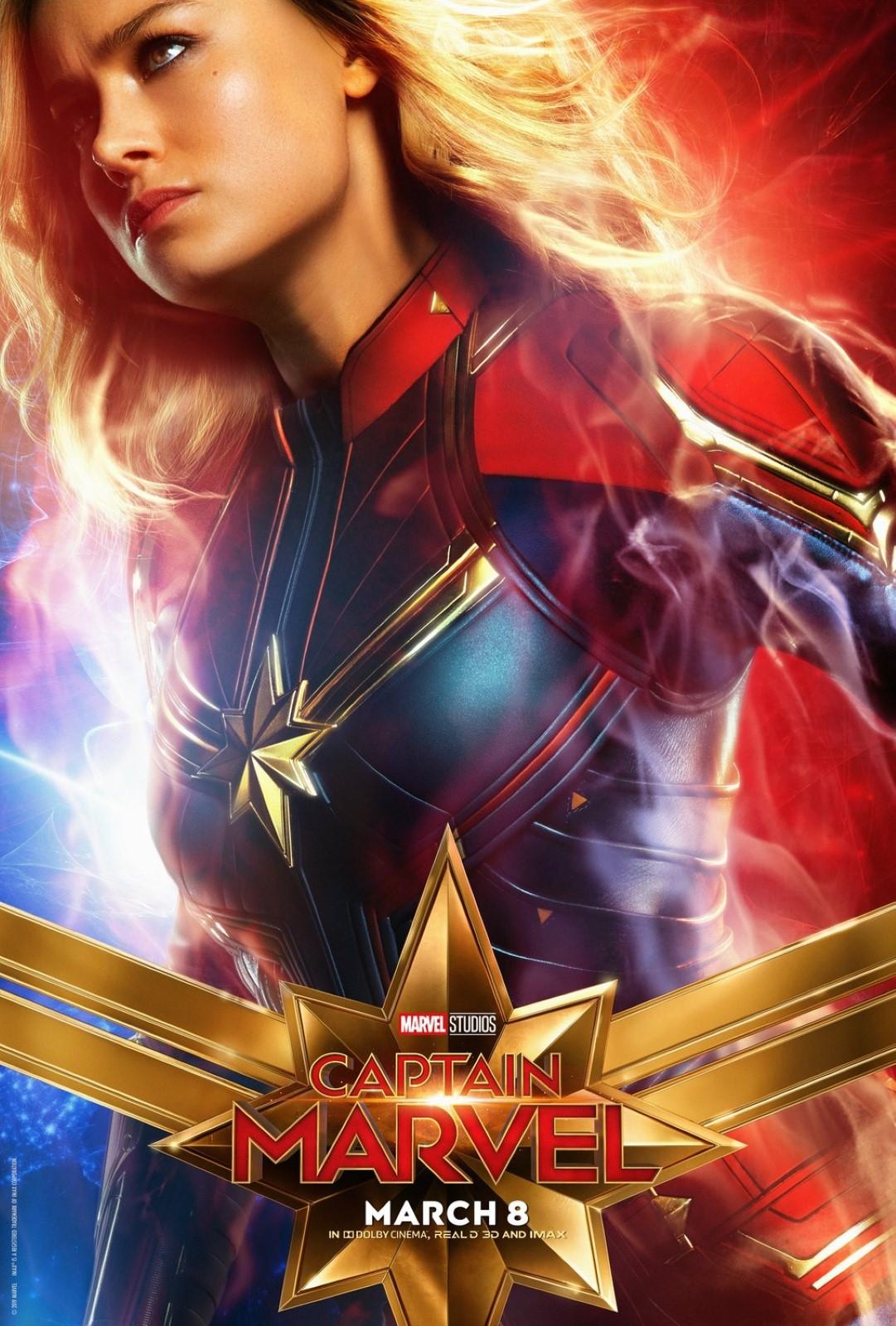 Captain Marvel Einspielergebnis