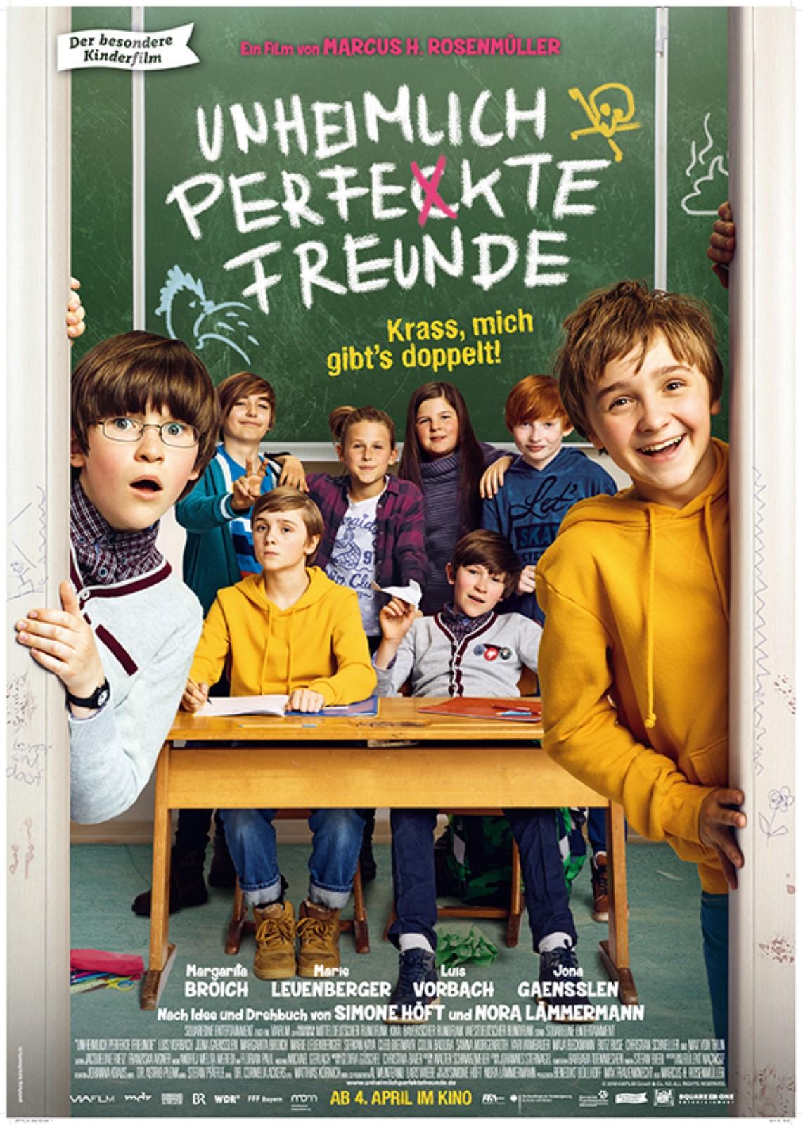 Plakat: Unheimlich Perfekte Freunde