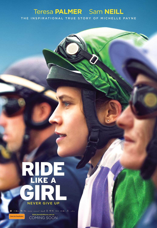 Poster zum Ride Like a Girl   Ihr größter Traum   Bild 21 auf 21 ...