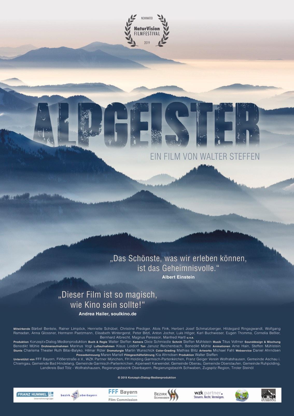 Alpgeister Film