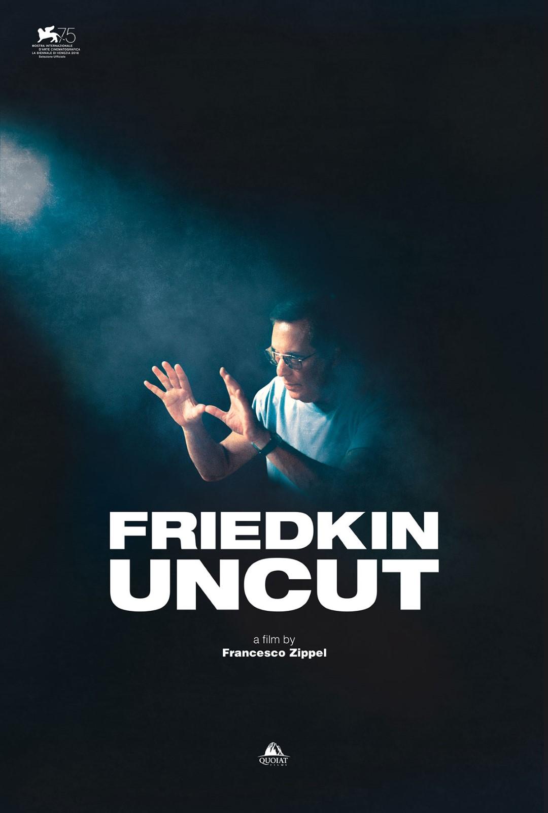 Friedkin Uncut - Film 2018 - FILMSTARTS.de