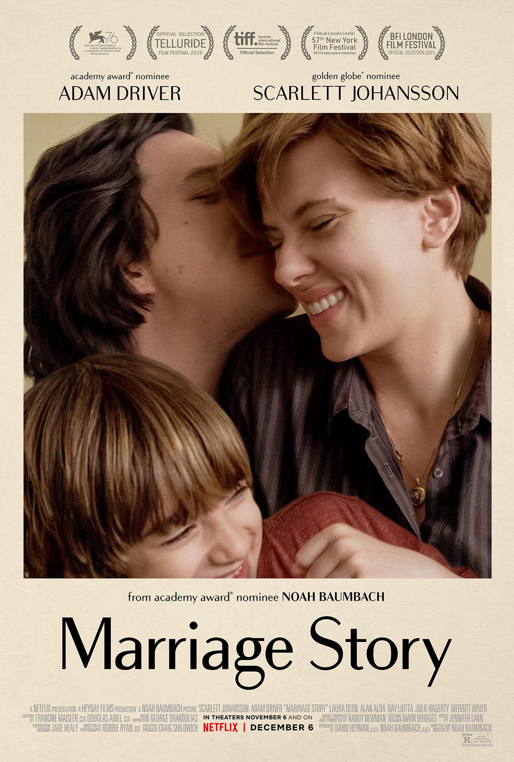 Marriage Story - Film 2019 - FILMSTARTS.de