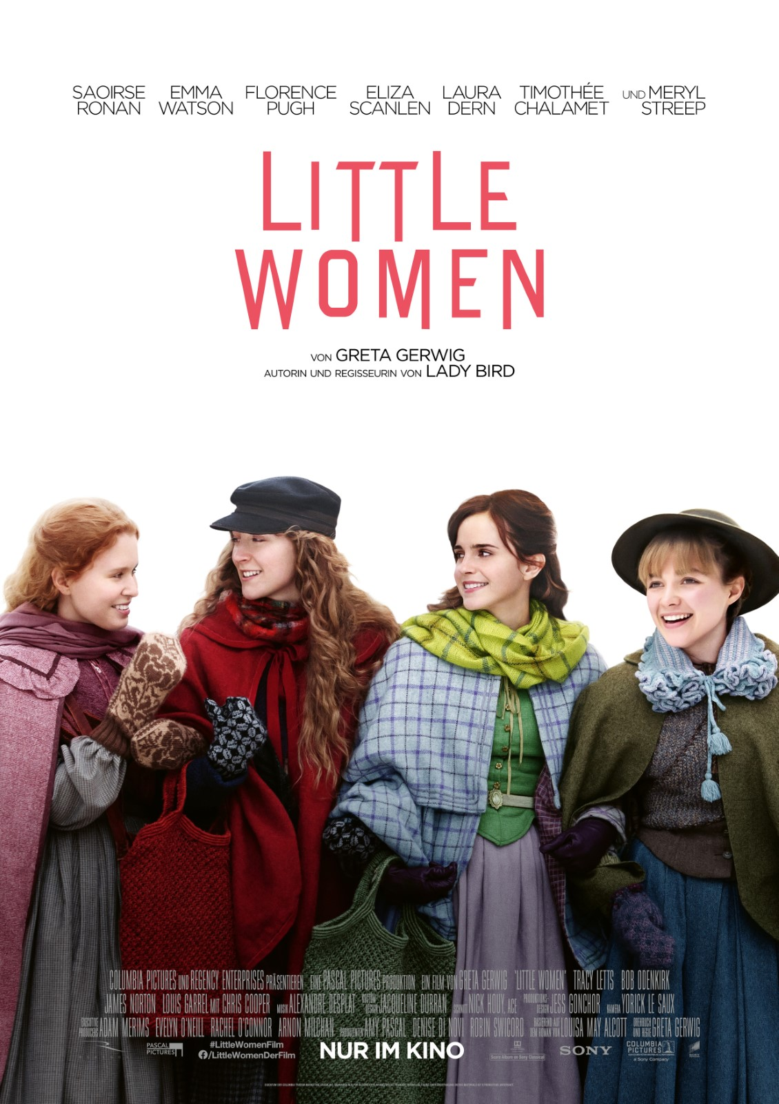 Little Women - Film 2019 - FILMSTARTS.de