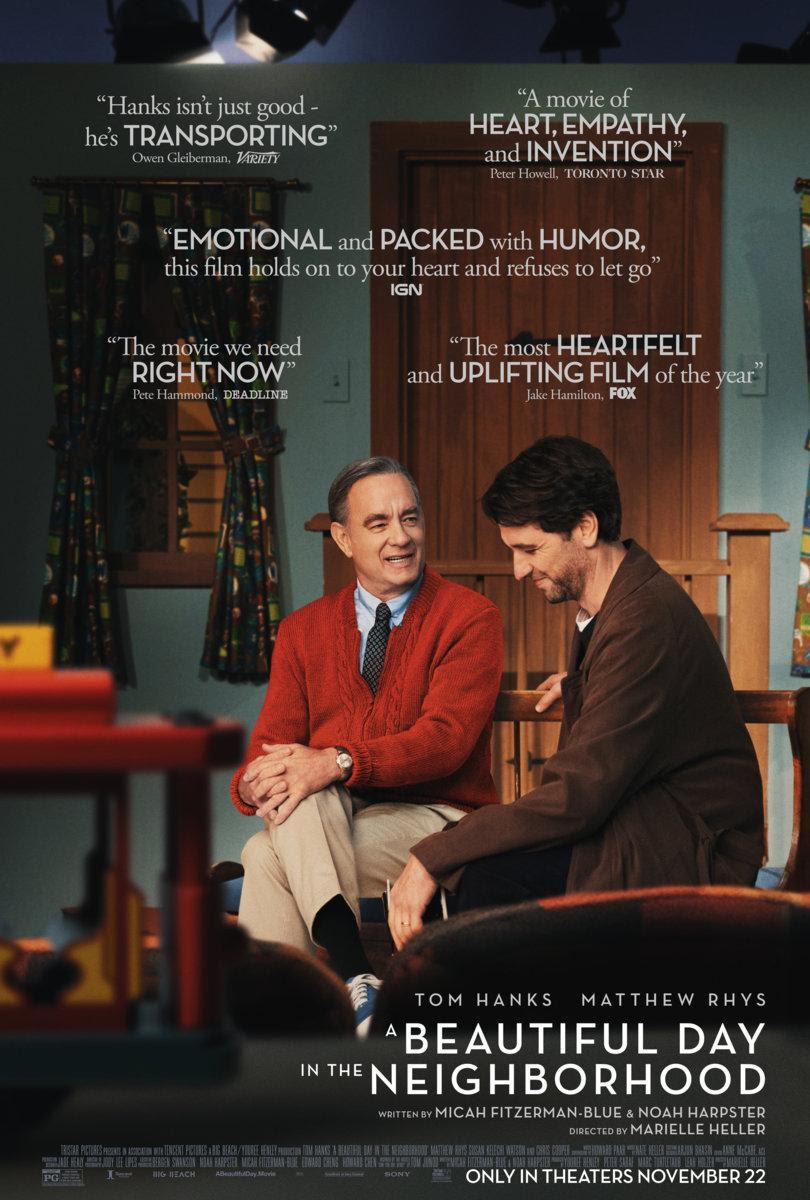 Poster zum Der wunderbare Mr. Rogers   Bild 20 auf 20   FILMSTARTS.de
