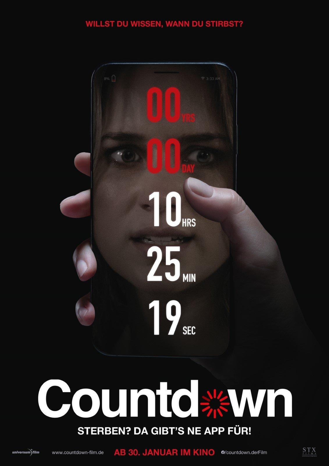Countdown - Film 2019 - FILMSTARTS.de