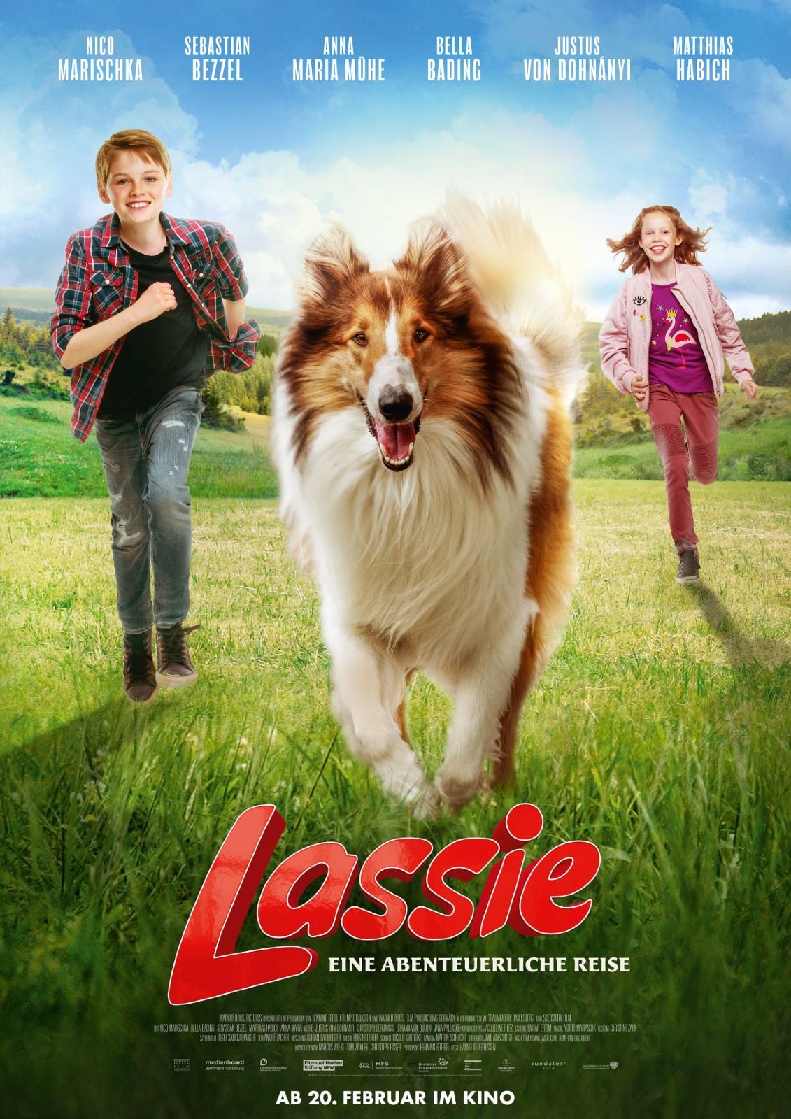 Lassie - Eine abenteuerliche Reise. Das ...