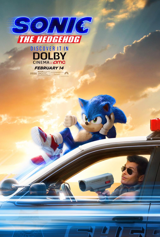 Poster zum Sonic The Hedgehog   Bild 20 auf 20   FILMSTARTS.de