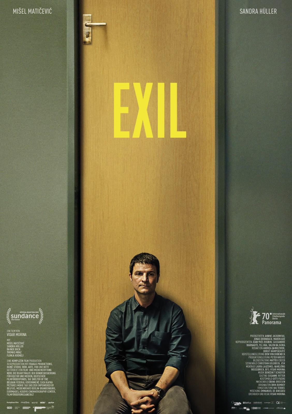 Poster zum Exil - Bild 1 - FILMSTARTS.de