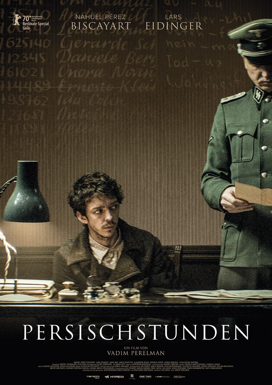 Persischstunden - Film 2019 - FILMSTARTS.de