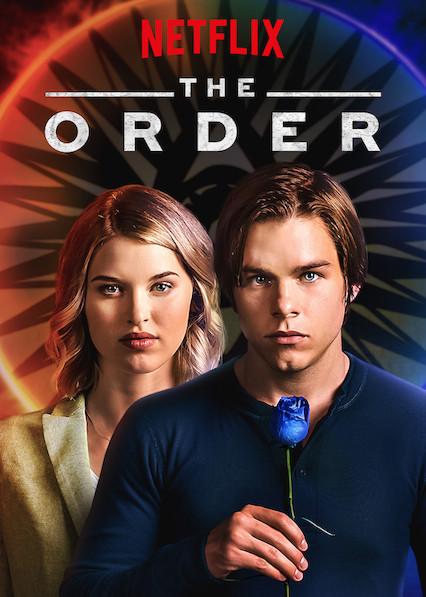 Poster The Order - Staffel 2 - Poster 2 von 3 - FILMSTARTS.de