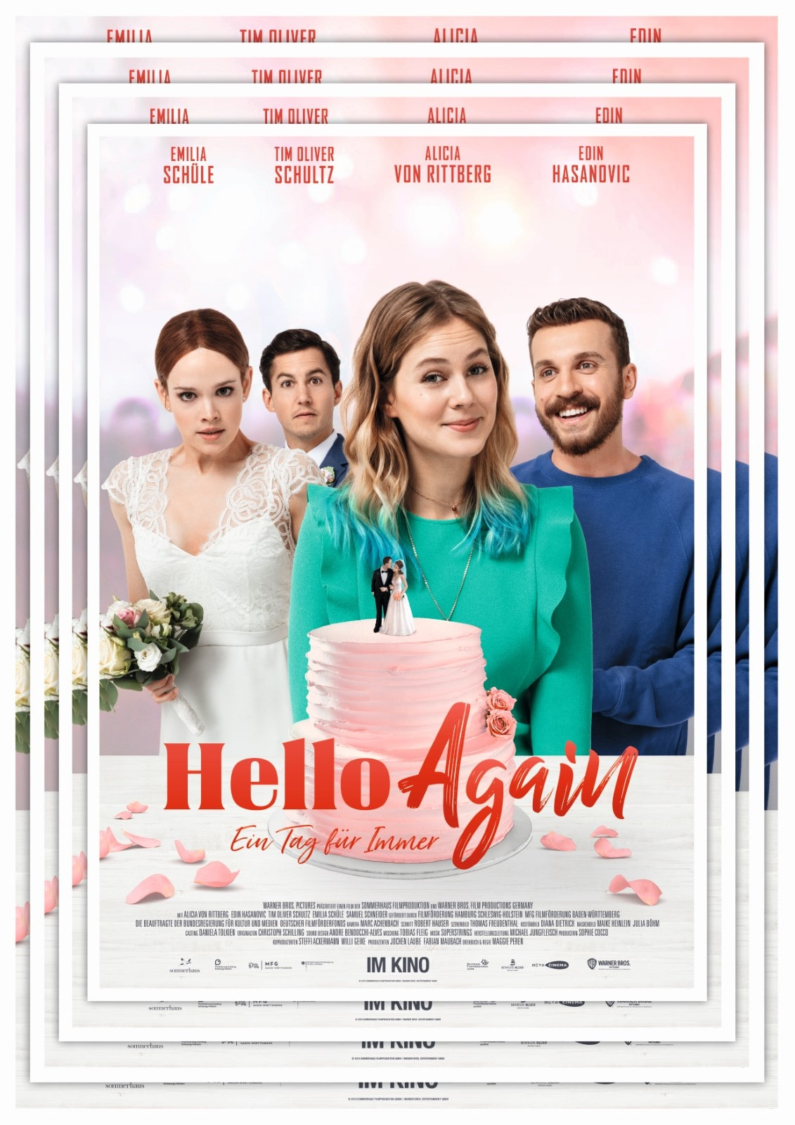 [好雷] 真愛停看聽 Hello Again (2020 德國片)
