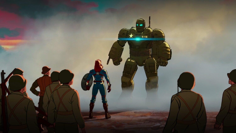 Marvel's What If...?: Bild - 7 von 8 - FILMSTARTS.de
