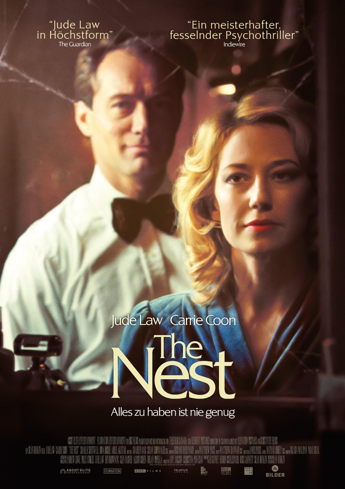Poster The Nest - Alles zu haben ist nie genug