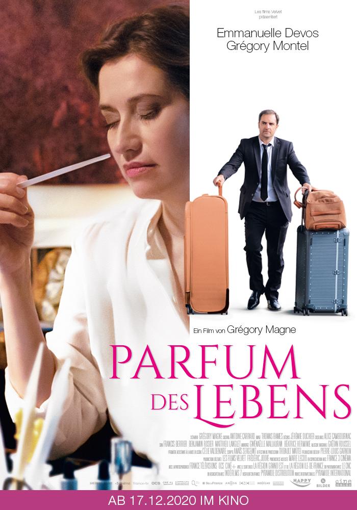 Poster Parfum des Lebens