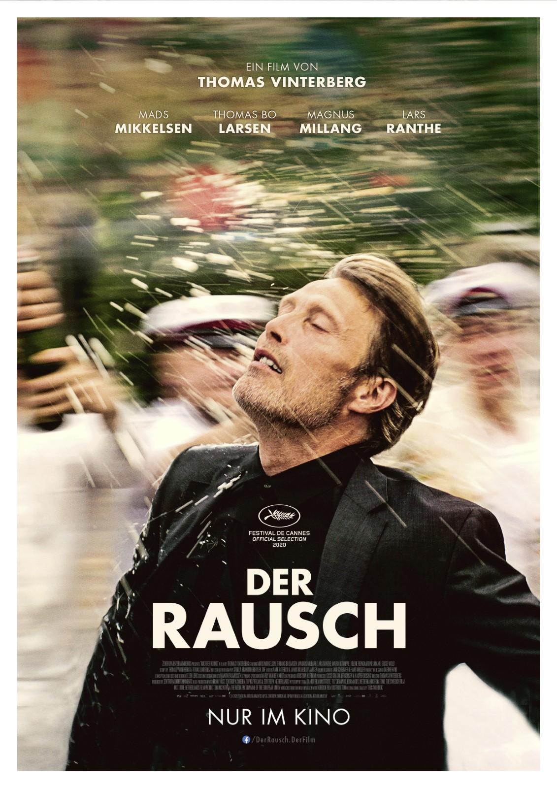 Poster Der Rausch