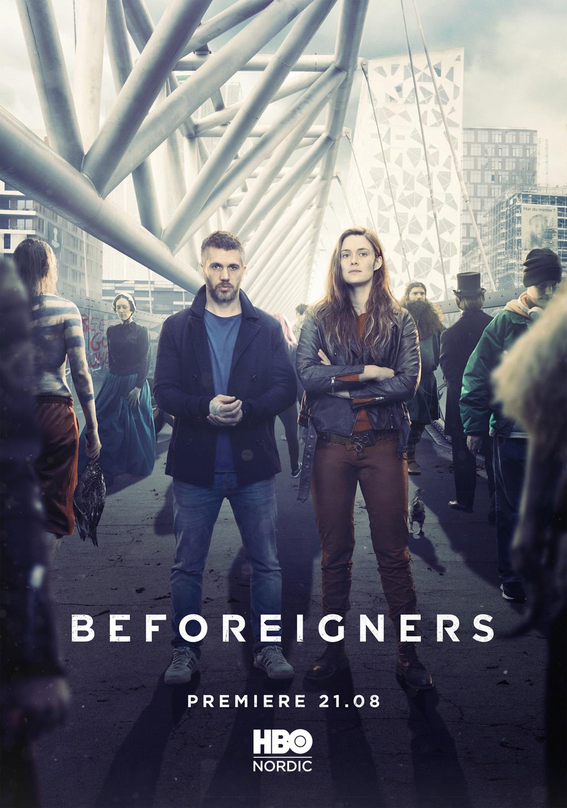 Beforeigners - Mörderische Zeiten - TV-Serie 2019 - FILMSTARTS.de