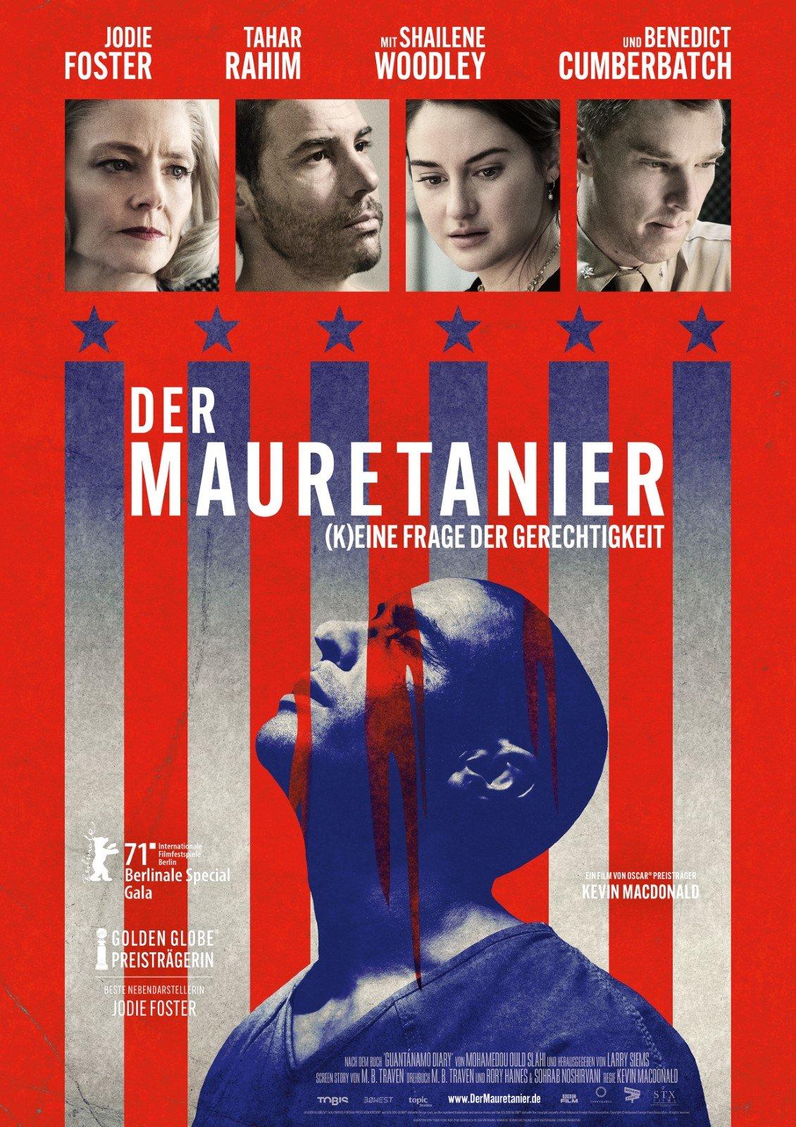 Poster Der Mauretanier