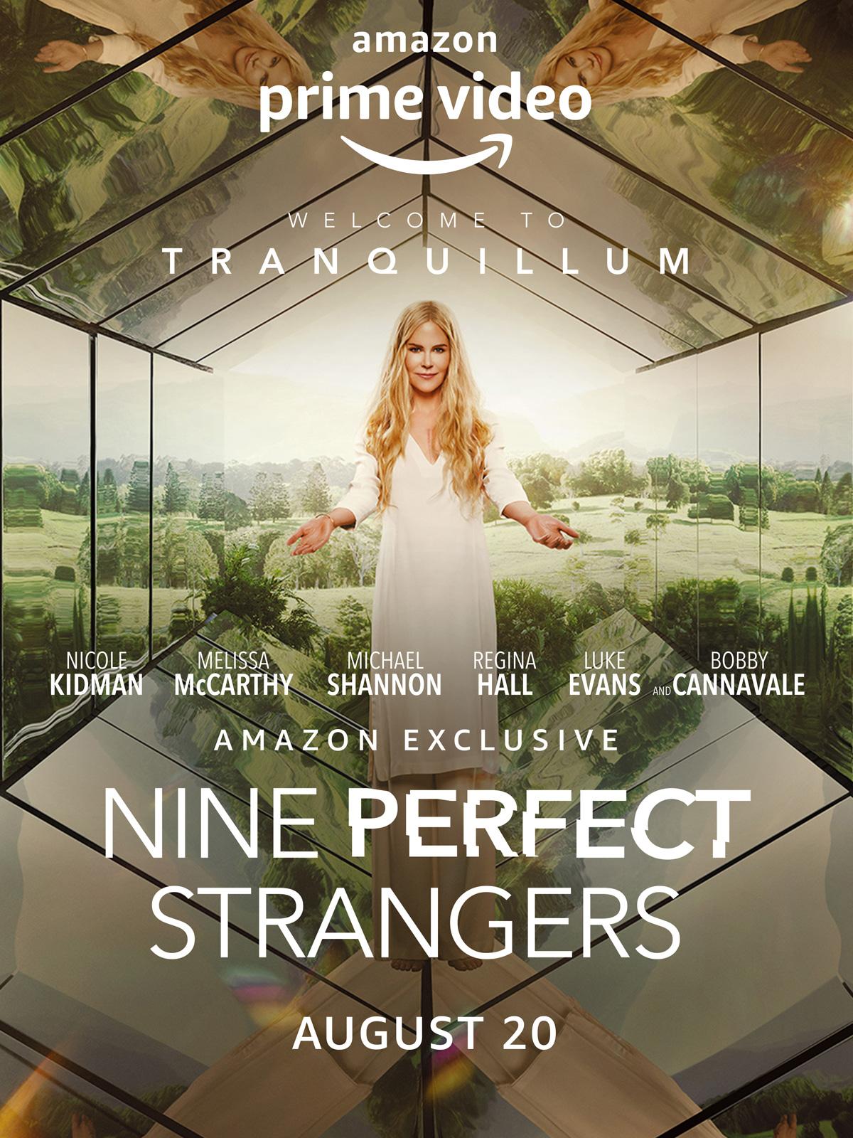 Nine Perfect Strangers   TV Serie 20   FILMSTARTS.de