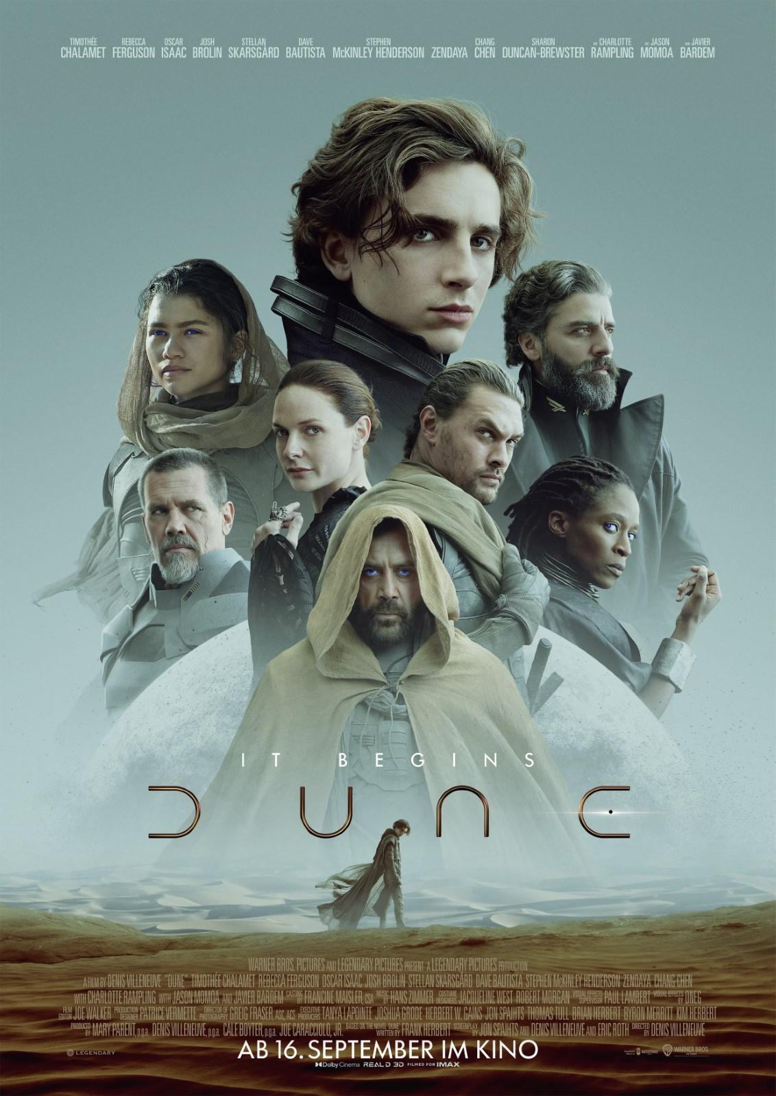 Dune - Film 2021 - FILMSTARTS.de