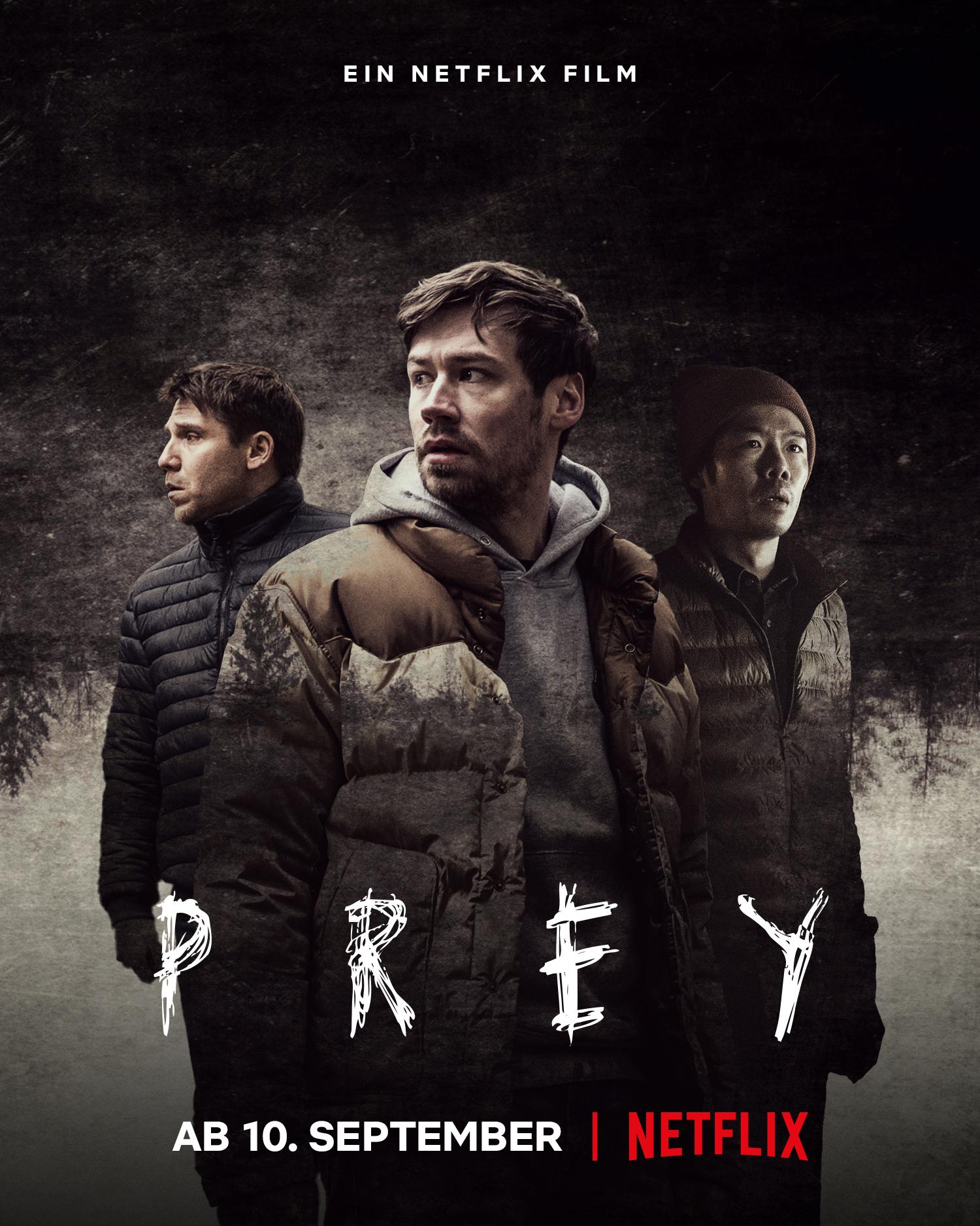 [普雷] 獵物 Prey (Netflix 德國片)